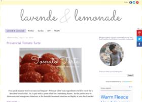 lavendeandlemonade.com