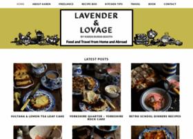 lavenderandlovage.com