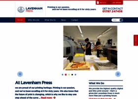 lavenhampress.com