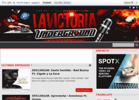 lavictoriaunderground.net