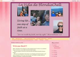 lavidadeblondiechell.blogspot.com