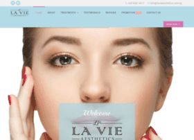 lavieaesthetics.com.sg