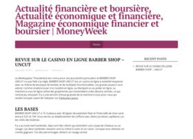 laviefinanciere.com