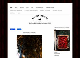 lavierustic.com