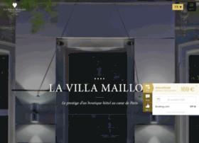 lavillamaillot.fr