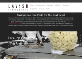 lavishlimohireperth.com.au