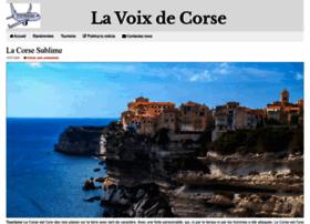 lavoixdecorse.fr