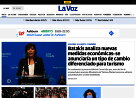 Www.la voz del interior websites and posts on www.la voz del interior