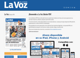 lavoz.newspaperdirect.com