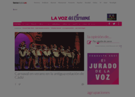 lavozdelcarnaval.com