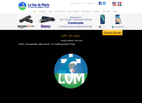 lavozdemaria.com