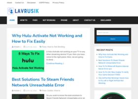 lavrusik.com