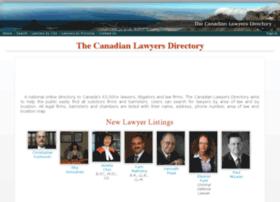 law-firms-canada.com