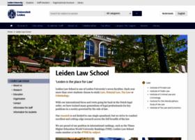 law.leiden.edu