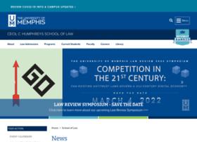 law.memphis.edu