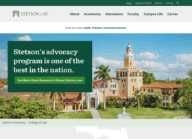 law.stetson.edu
