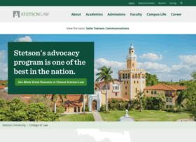 law.stetson.edu