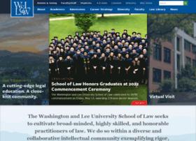 law.wlu.edu