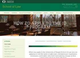 lawadmissions.uoregon.edu