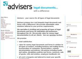 lawadvisers.co.uk