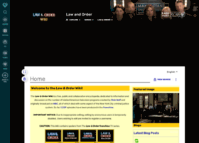 lawandorder.wikia.com