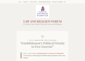 lawandreligionforum.org