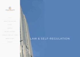 lawandselfregulation.com