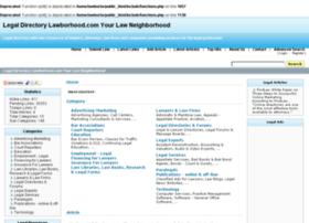 lawborhood.com