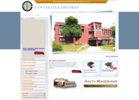 lawcollegedhanbad.ac.in