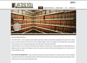 lawdeskindia.com