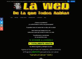 lawebdelaquetodoshablan.com