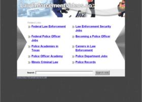 lawenforcementvideos.co