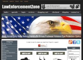 lawenforcementzone.com