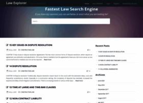 lawexplores.com