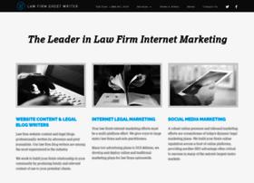 lawfirmghostwriter.com