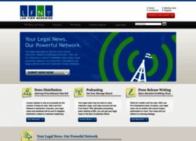 lawfirmnewswire.com