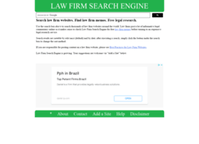 lawfirmsearchengine.com