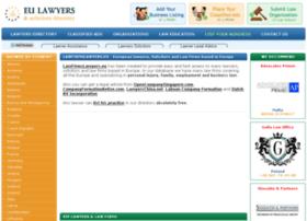 lawfirmslawyers.eu