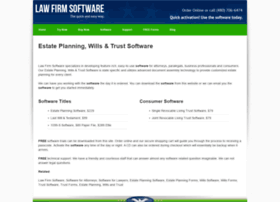 lawfirmsoftware.com