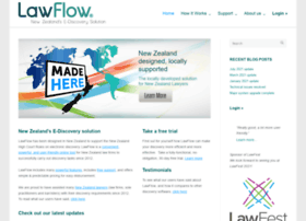 lawflow.co.nz