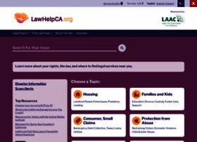 lawhelpca.org