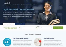 lawinfowebsites.com