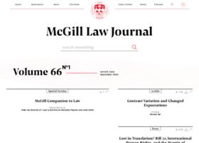 lawjournal.mcgill.ca