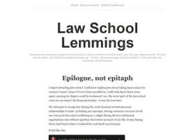 lawlemmings.tumblr.com