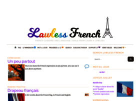 lawlessfrench.com