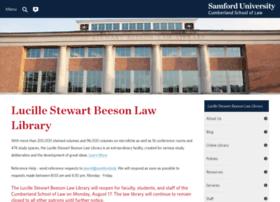 lawlib.samford.edu