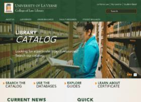 lawlibrary.laverne.edu
