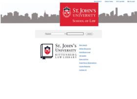 lawlibrary.stjohns.edu