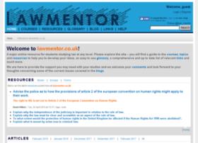 lawmentor.co.uk
