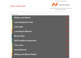 lawn-mowers.info